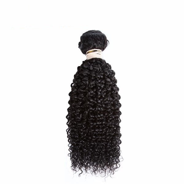 Kinky Curly Virgin Hair Weave