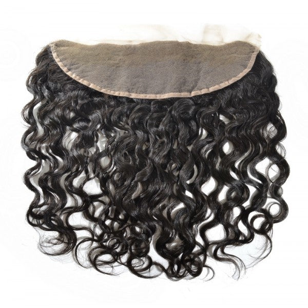 Pre-plucked Water Wave Lace Frontal