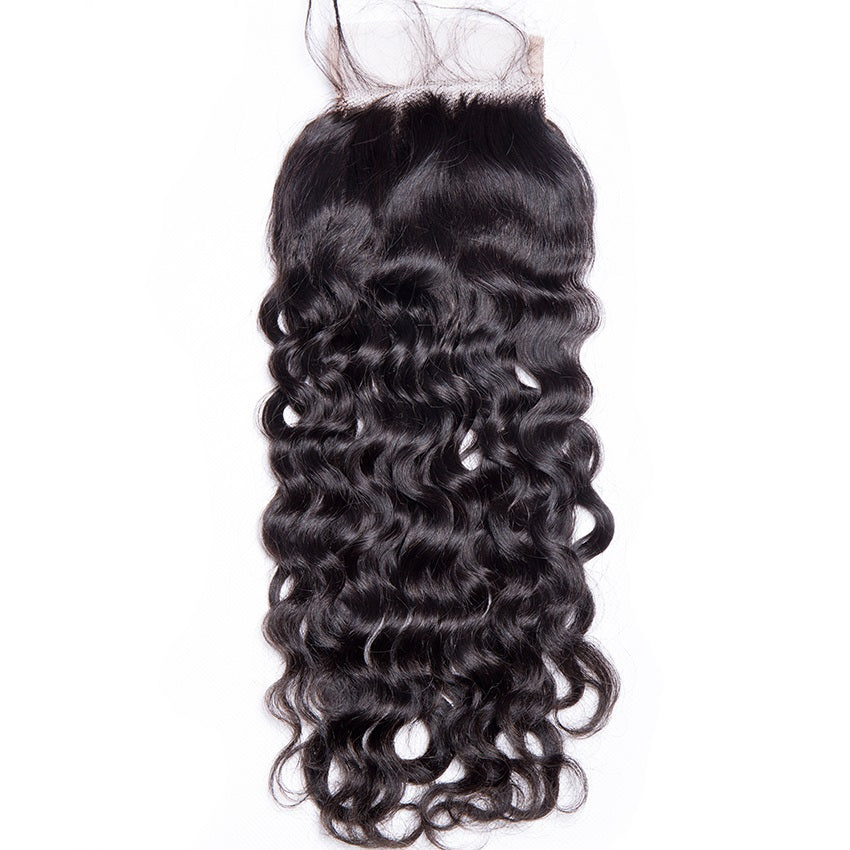 Lace Closure - Water Wave