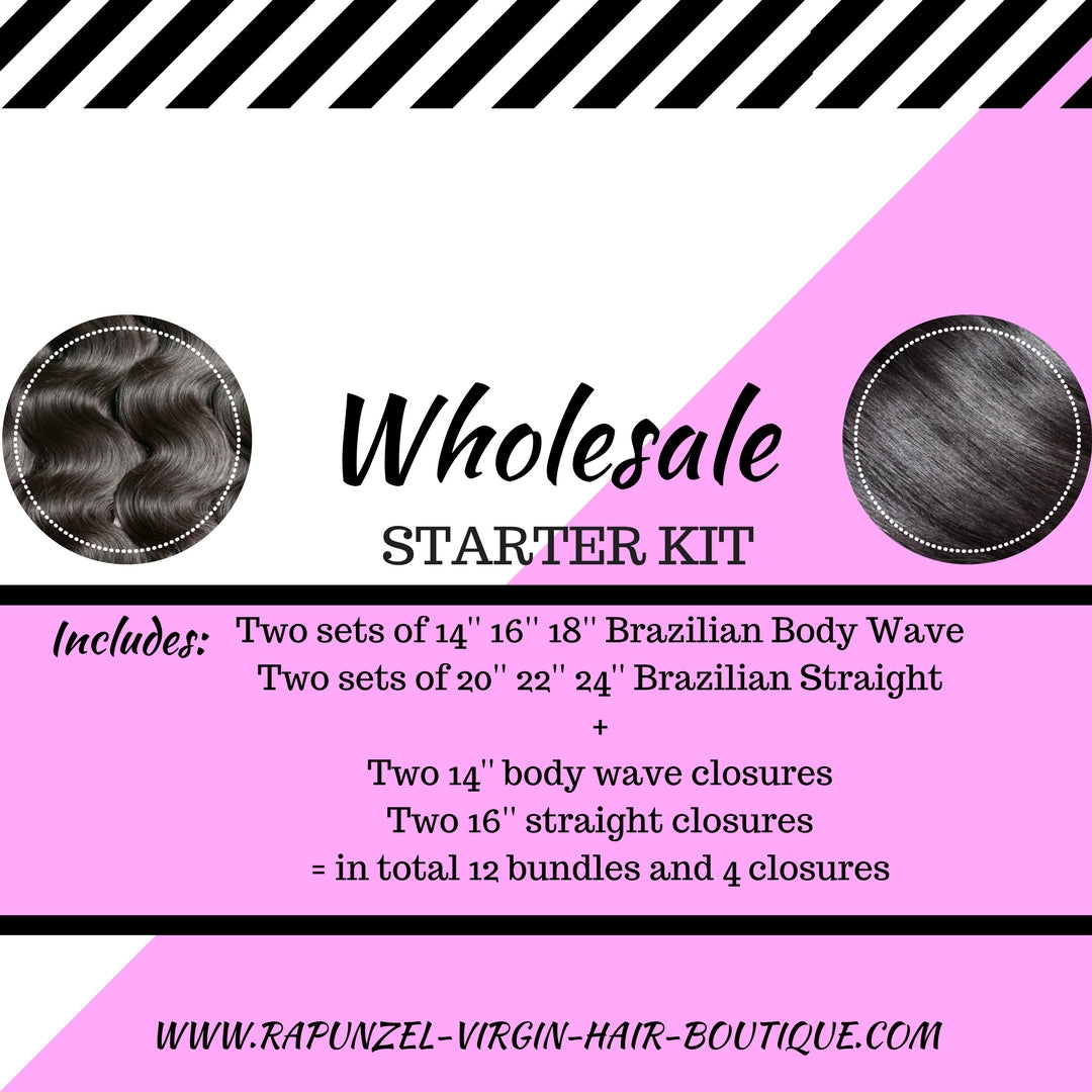 Wholesale starter kit