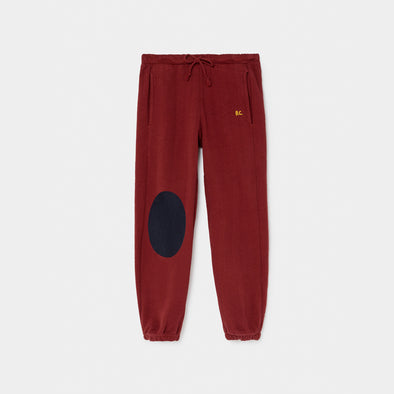 Blue Patch Jogging Bukser - Str. 92-146 - Bobo Choses - OrganicFootsteps