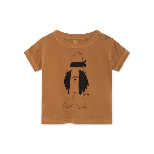 Poul´s Short Sleeve T-shirt Str. 74-98 - Bobo Choses - OrganicFootsteps