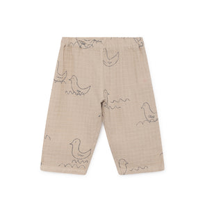 Geese Baggy Trousers - Str. 80-98 - Bobo Choses - OrganicFootsteps