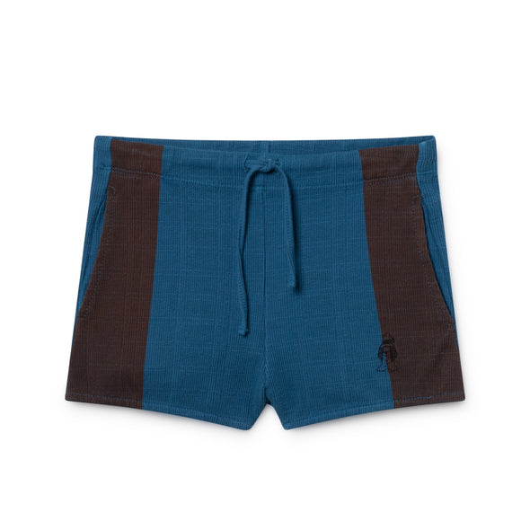Paul´s Shorts - Bobo Choses - Blå - Str. 92-134