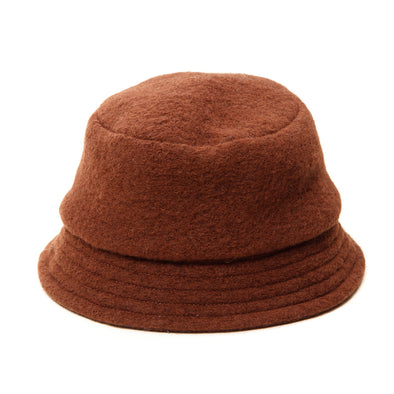 Charleston Wool Hat - Oak - Bøllehat - Huttelihut