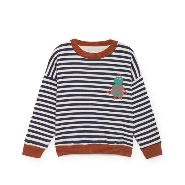Mr. Green Sweatshirt - Str. 92-134 - Bobo Choses - OrganicFootsteps