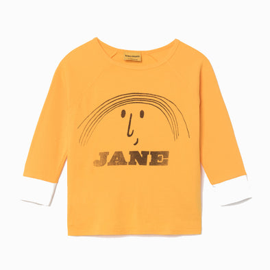 T-shirt 3/4 ærmer - Little Jane - Bobo Choses - OrganicFootsteps