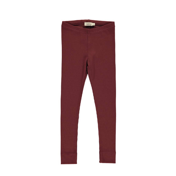 MarMar Modal Wine Leggings