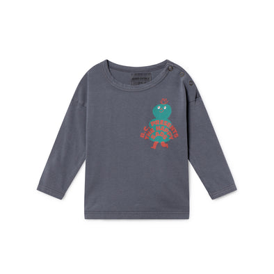 Mr. Green  T-shirt - Str. 62-98 - Bobo Choses - OrganicFootsteps
