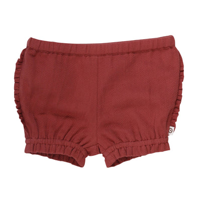 Woven Shorts - Dream Rose - Muesli - OrganicFootsteps