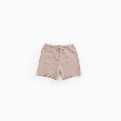 Flame Shorts - Sand - Play Up - OrganicFootsteps