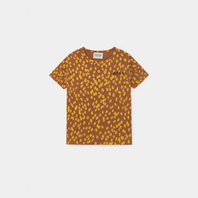 Animal Print T-shirt - Kid - Bobo Choses - OrganicFootsteps