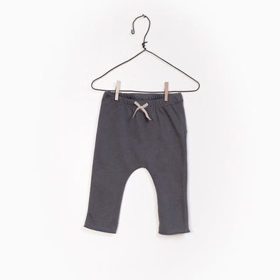 Jersey Leggings - Grå - Play Up - OrganicFootsteps