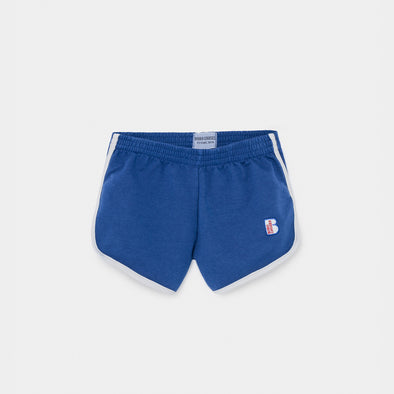 Blue Runner Shorts - Kid - Bobo Choses - OrganicFootsteps