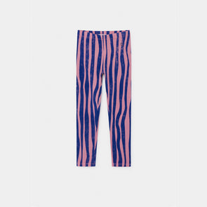 Groovy Stripe Leggings  - Kid - Bobo Choses - OrganicFootsteps