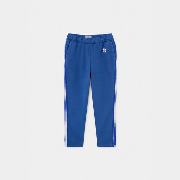 Blue Jogging Bukser  - Kid - Bobo Choses - OrganicFootsteps
