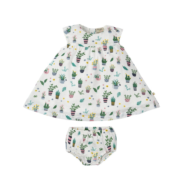 Dolly Muslin Outfit (SET) - Frugi - OrganicFootsteps