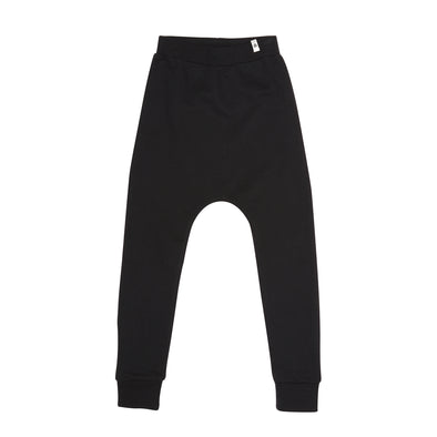 Popupshop Leggings - Baggy - Sort - OrganicFootsteps
