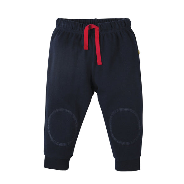 Kneepatch Crawlers  - Navy str. 50-104 - Frugi - OrganicFootsteps