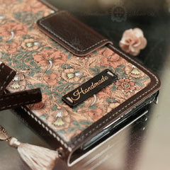 Hermosa Hand Made Wallet Case