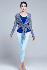 Free Size Daily Soft Yoga Jacket - JessicaCollection