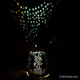 Tumba Lamp - Bastar Tribal folks design