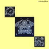 Warli Paintings Set - Wedding