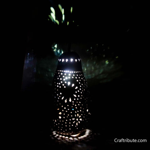 Tumba Lamp - butterflies design
