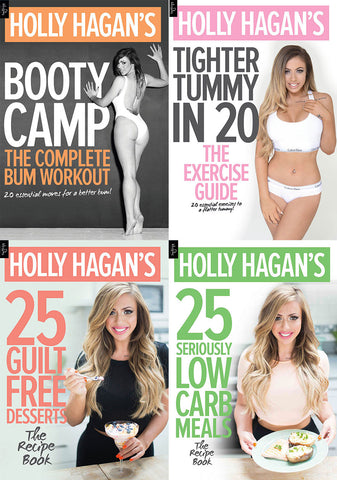 Holly Hagan: The Complete Exercise and Diet Bundle