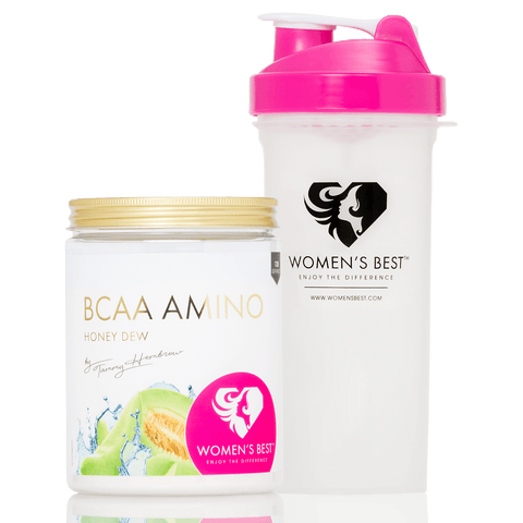 BCAA Amino by Tammy (600g) + XL Shaker