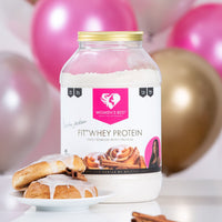 Fit Pro Whey Protein by Brittne Jackson