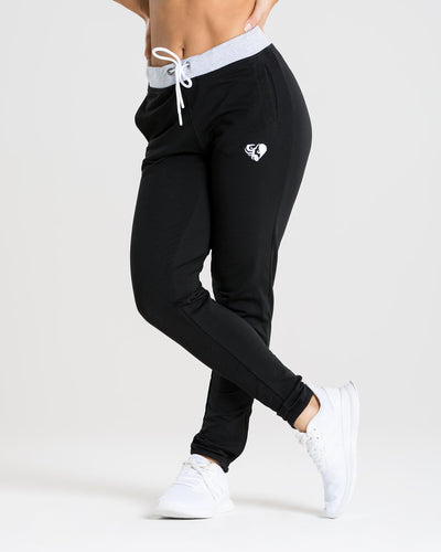Fit Joggers | Black/Grey