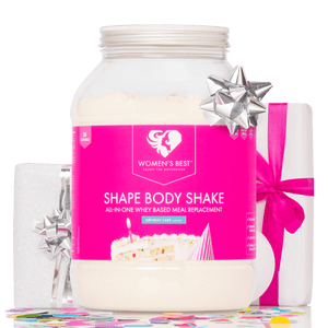 Shape Body Shake – Birthday Edition