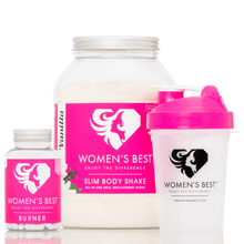 Slim Body Shake, Burner & Shaker