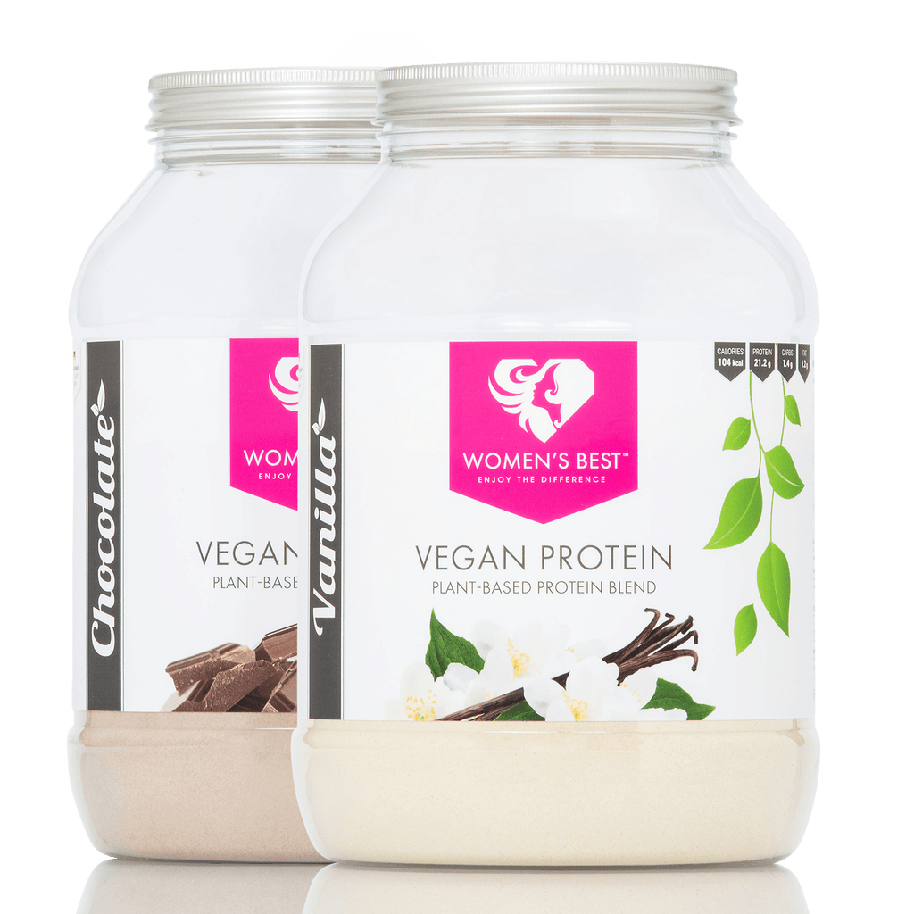Vegan Protein - 2 Pack