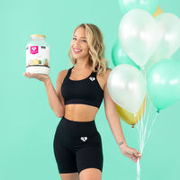 Fit Pro Whey Protein by Vicky Justiz & XL Shaker