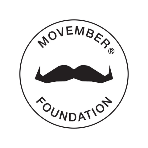 OAK Company supports the Movember Foundation