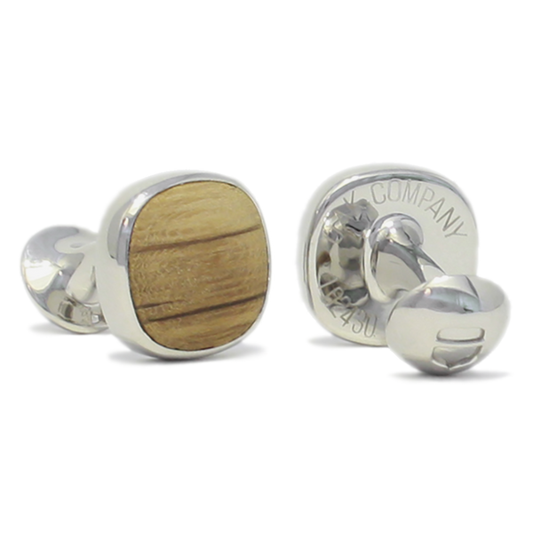 OAK Cufflinks - STEEL - OAK Company