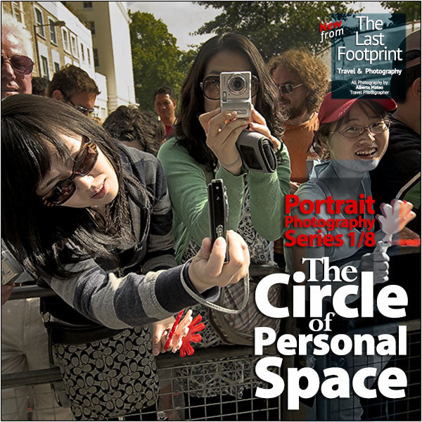 Portrait Photography: The Circle of Personal Space
