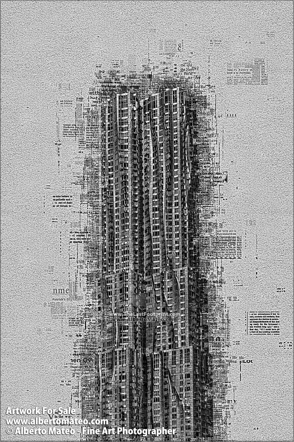 Beekman Tower, Manhattan, New York. | Already Written Series.