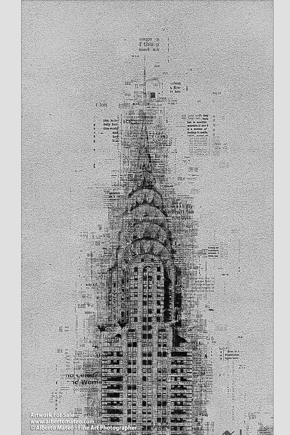 Chrysler Building, Manhattan, New York. | Already Written Series.
