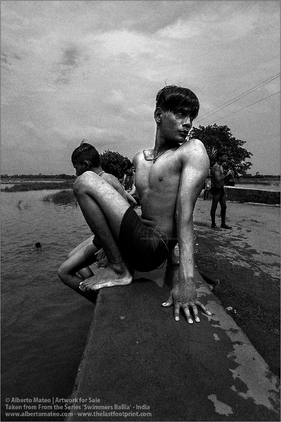 Swimmers - 20/22, India.