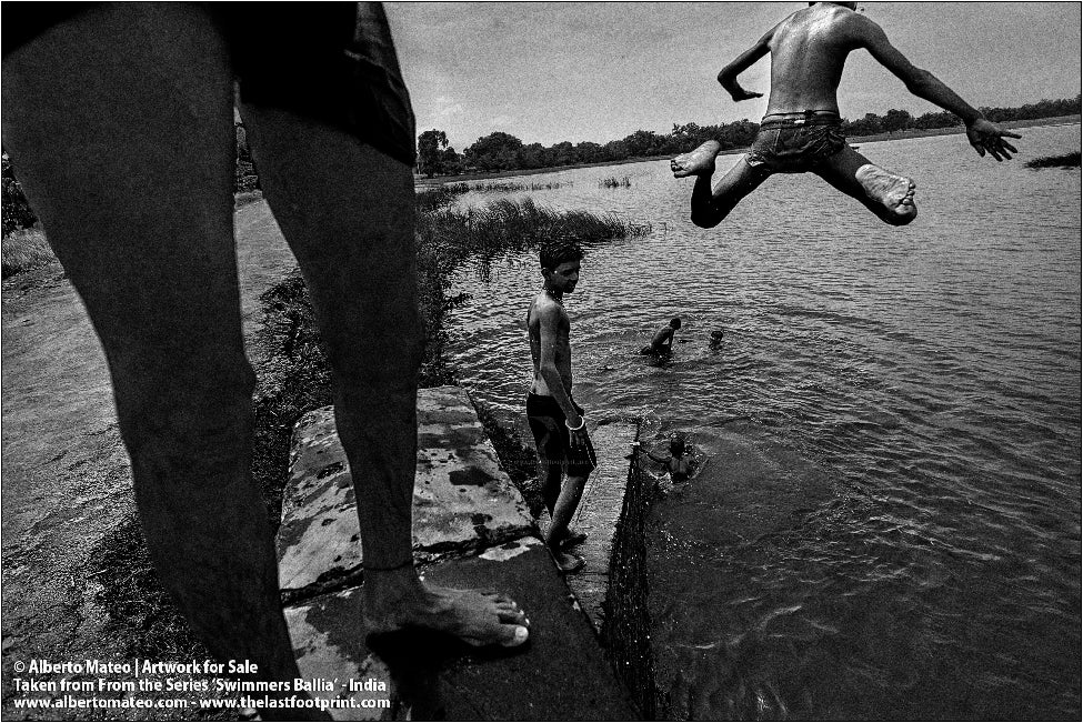 Swimmers - 22/22, India.