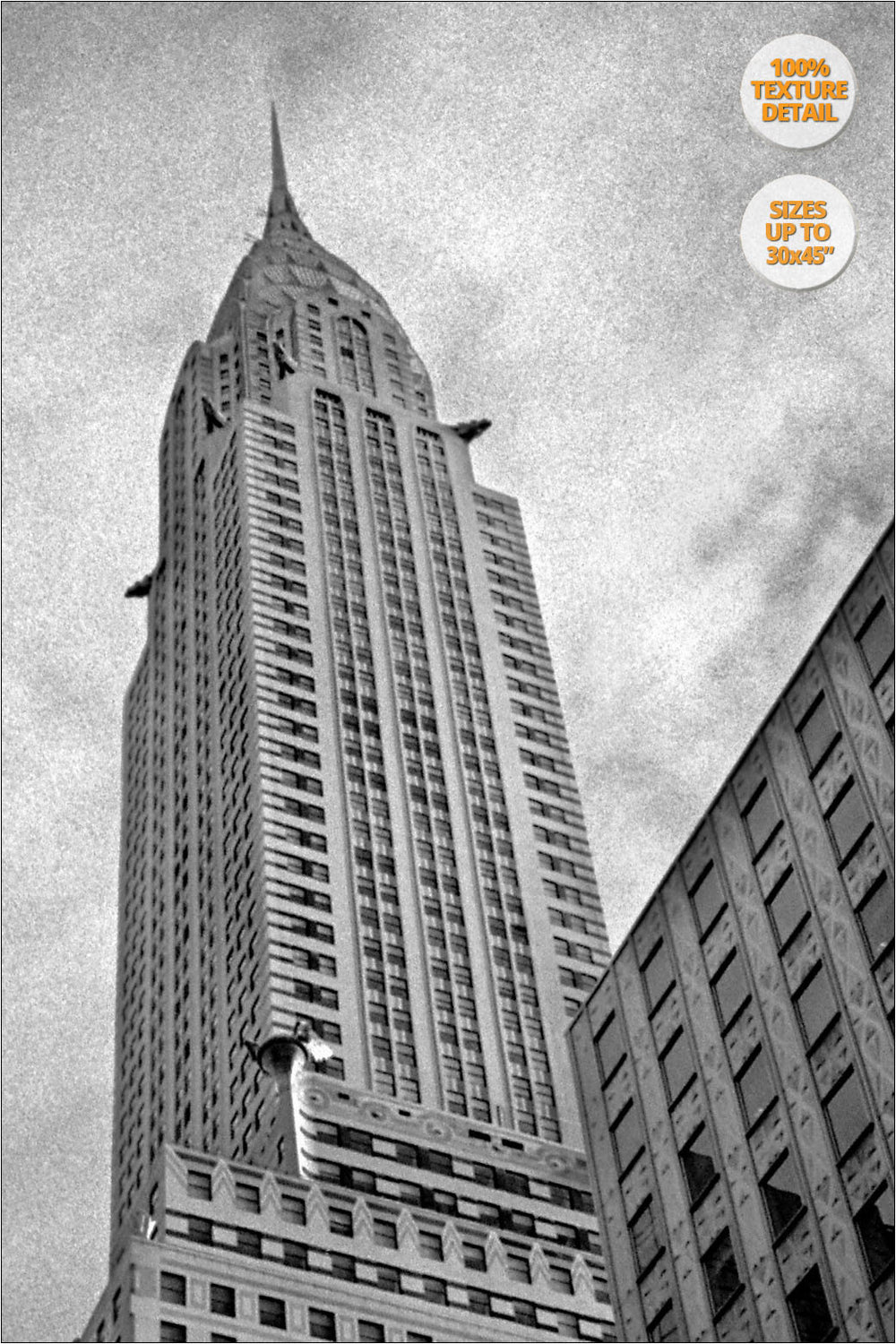 Chrysler Bdg, Manhattan. | Travel Photography.