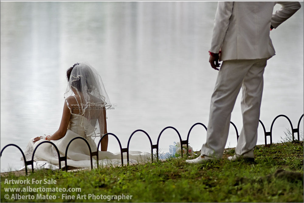 Wedding Album Session, Hanoi, Vietnam. | Unlimited Edition Fine Art Print.