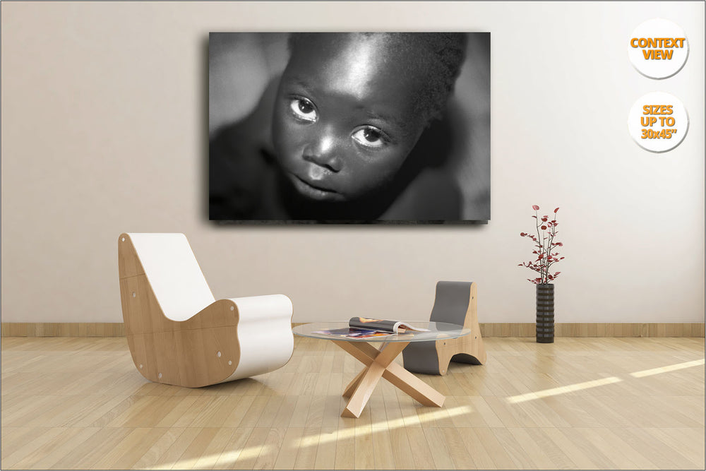 Kumsiya Nursery School, Thondwe, Malawi. | Print hanged in meeting room.