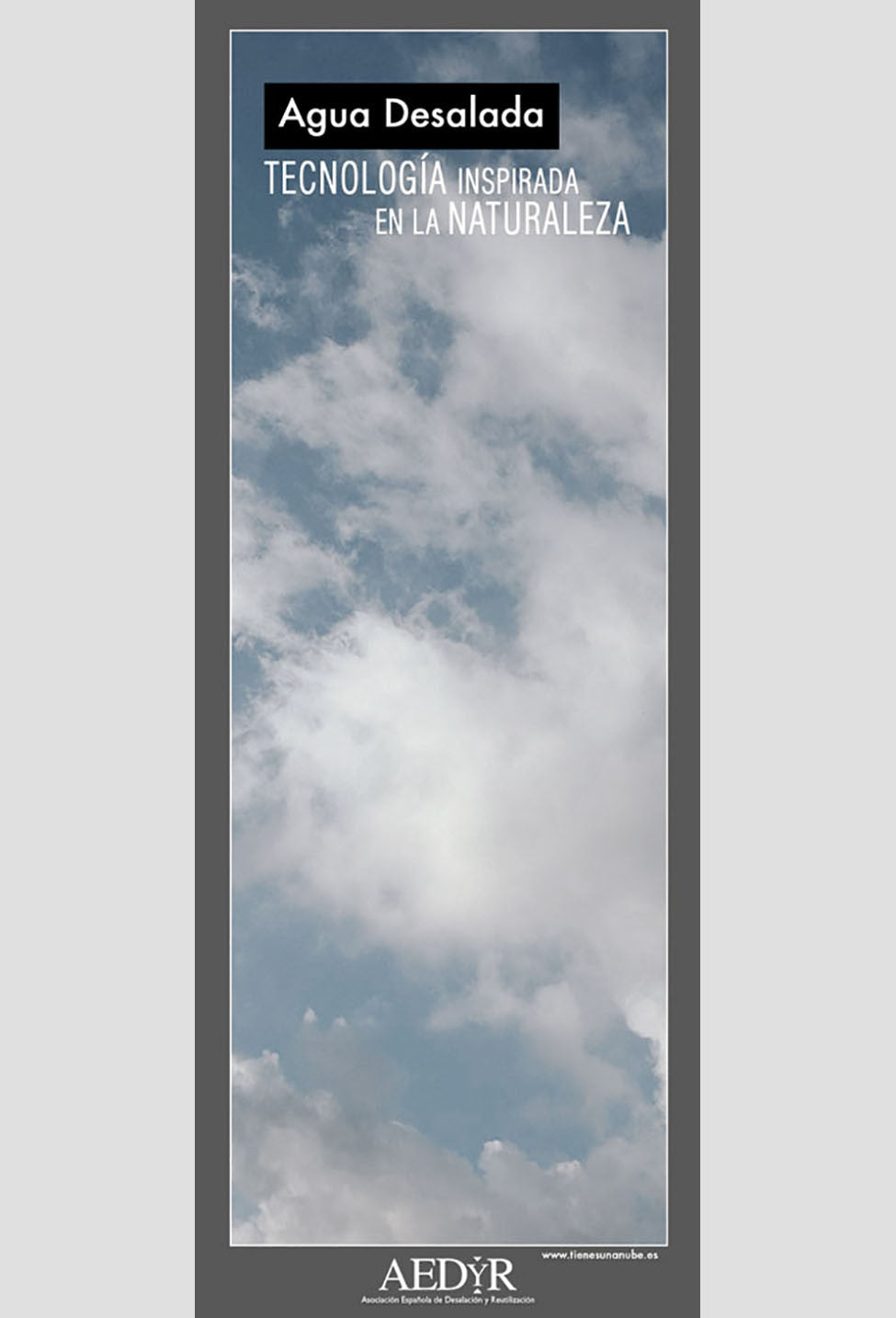 Clouds. | Advertising Campaign, 'Aedyr', Spain.