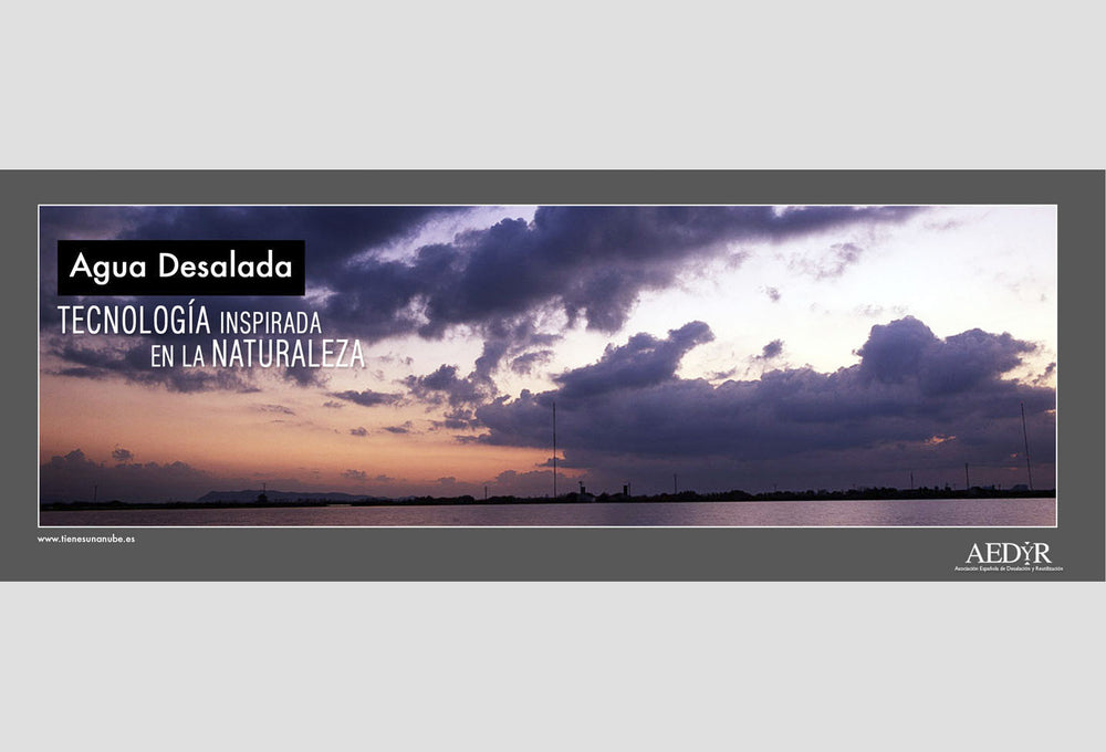 Sunrise in Valencia. | Advertising Campaign, 'Aedyr', Spain.