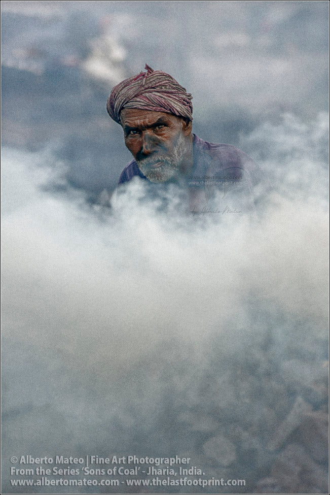 Man in Smoke. Sons of Coal Series.