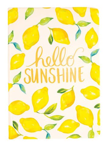 Hello Sunshine Journal - Olipikapa